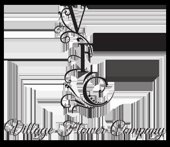 Village Flower Company Logo