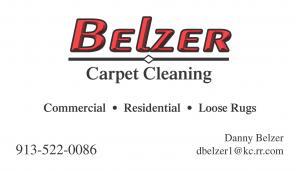 Belzer Carpet Cleaning Logo