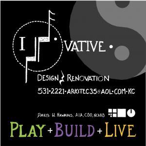 Innovative Design & Renovation Logo