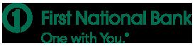 First National Bank Kansas Logo