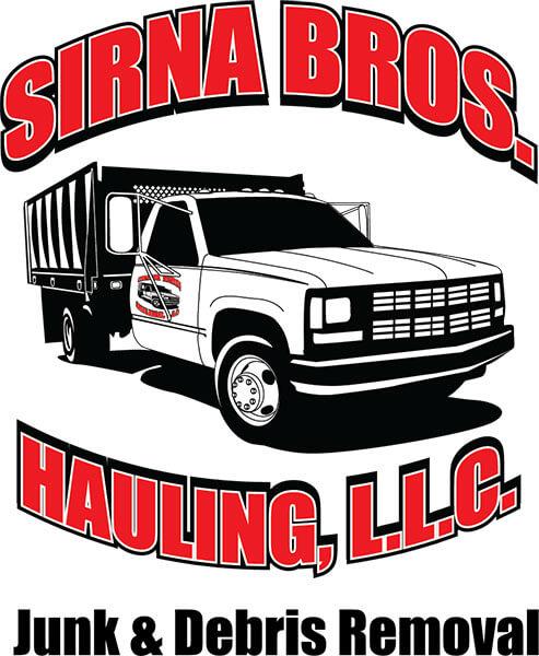 Sirna Bros. Hauling, LLC Logo