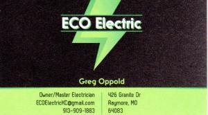 Eco Electric Logo