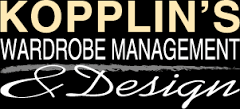 Kopplin's Wardrobe Management and Design Logo